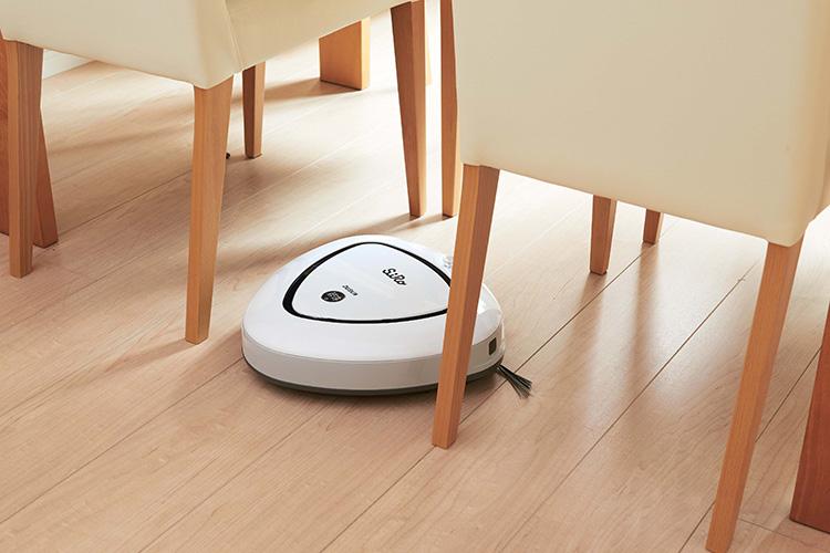 お掃除ロボットSiro