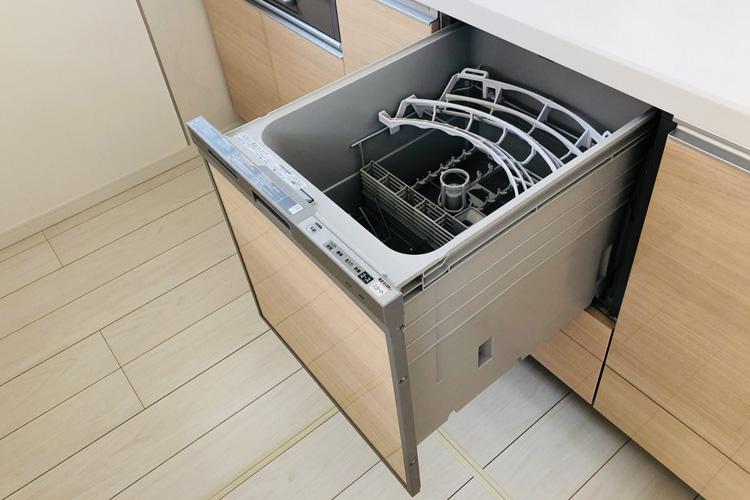 食器洗い乾燥機-ビルトイン型