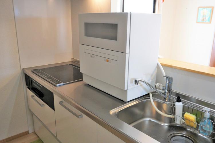 食器洗い乾燥機-卓上型